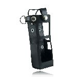 Boston Leather 5613RCXB Holder For Motorola Apx 7000 w/ Extended Battery