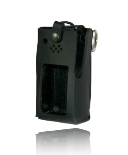 Boston Leather 5615RC Radio Holder For Kenwood Nx320