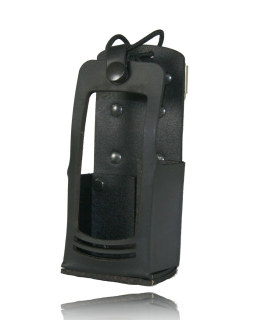 Boston Leather 5617RC 5617rc Radio Holder w/ D Rings