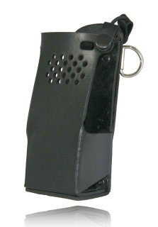 Boston Leather 5618RCNW Radio Holder For Motorola Apx 6000 (Model 1.5)