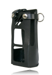 Boston Leather 5619RC Radio Holder For Harris Xg-100