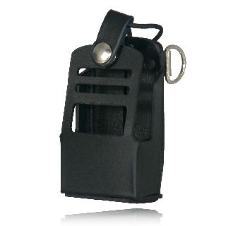 Boston Leather 5702RCHW Radio Holder For Motorola Ex600 Xls, High Window