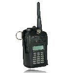Boston Leather 5702RC Radio Holder For Motorola Ex600 Xls