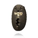 Boston Leather 5840 Oval Clip-On Badge Holder