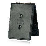 Boston Leather 5845NPBDX Deluxe 5845 Neck-Pocket-Belt