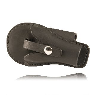 Boston Leather 5860 Punch Holder, Horizontal