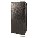 Boston Leather 5880 Double Citation Book Holder
