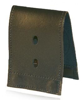 Boston Leather 5985 Patch / Badge Holder For Pocket (Magnetic Closure)
