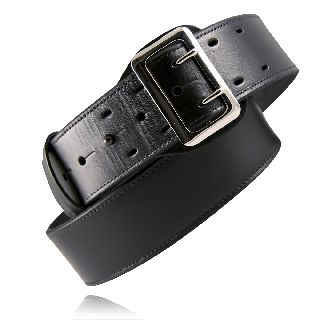 "Boston Leather 6501 2 1/4"" Sam Browne, Fully Lined"