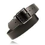 "Boston Leather 6505 1 3/4"" Garrison Belt"