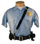 "Boston Leather 6511S Shoulder Strap, 3"" Shorter"