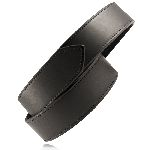 "Boston Leather 6519 1 3/4"" Garrison Belt, Full Hook & Loop"