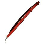 "Boston Leather 6543-RED Fireman""S Radio Strap (Red Leather)"