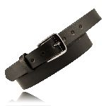 "Boston Leather 6580NL 1 1/4"" Off Duty Belt, No Lines"