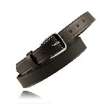 "Boston Leather 6580 6580  1 1/4"" Off Duty Belt"