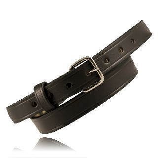 "Boston Leather 6581 6581  1"" Off Duty Belt"