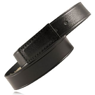"Boston Leather 6585 1 1/2"" No Scratch Hidden Buckle Belt"