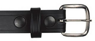 "Boston Leather 6593 #6580, 1 1/4"" Off Duty Buckle"