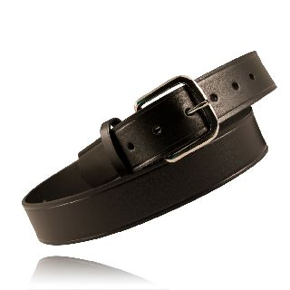 "Boston Leather 6606 6606  1 1/2"" Off Duty Belt"