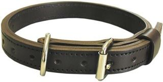 "Boston Leather 8301-1 1"" Collar"