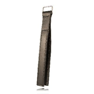 Boston Leather 9126 Hook & Loop Glove Strap w/ Square Ring,