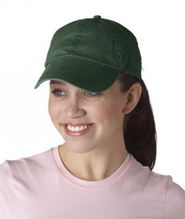 Bodek 146 Anvil Solid Low-Profile Pigment-Dyed Cap