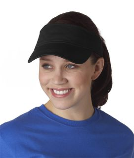 Bodek 158 Anvil Solid Low-Profile Twill Visor