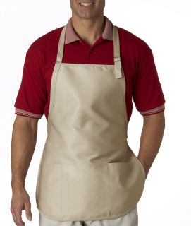 Bodek 8205 UltraClub® Three-Pocket Apron with Buckle