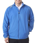 Bodek A169 Adidas Men's 3-Stripes Full-Zip Jacket