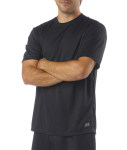 Bodek N3252 A4 Adult Textured Tech Tee