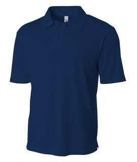 Bodek N3261 A4 Adult Circular-Knit Performance Polo