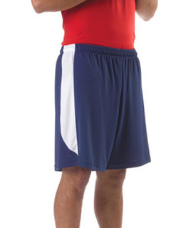 "Bodek N5315 A4 Adult 7"" Running Short"