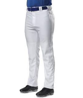 Bodek N6162 A4 Adult Pro Style Open Bottom Baggy Cut Baseball Pant