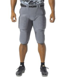 Bodek N6181 A4 Men's Flyless Football Pant