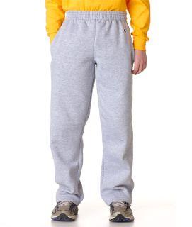 aaf1a2e28542 Bodek P890 Champion Youth Eco® Open-Bottom Fleece Pant. Loading zoom