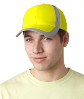 Bodek RF102 Adams Reflector High-Visibility Constructed Cap