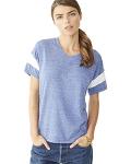 Alpha Broder 01988E1 Ladie's Powder Puff Eco-Jersey™ T-Shirt