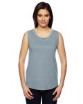 Alpha Broder 02830MR Ladie's Muscle Cotton Modal T-Shirt