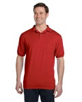 Alpha Broder 054P 5.2 Oz., 50/50 Ecosmart® Jersey Pocket Polo