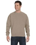 Broder Bros. 11561 11 oz. Pigment-Dyed Ringspun Cotton Fleece Crew