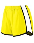 Alpha Broder 1265 Ladies' Jr. Fit Pulse Team Short
