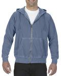 Alpha Broder 1568 Adult Full-Zip Hooded Sweatshirt