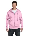 Broder Bros. 16230R 8 oz. Best™ 50/50 Full-Zip Hood