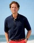 Alpha Broder 2102 Ladie's Fine Jersey Usa Made Short-Sleeve T-Shirt