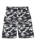 Alpha Broder 2188 Youth Camo Sublimated 7? Short