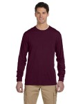 Alpha Broder 21ML Adult 5.3 Oz. Dri-Power® Sport Long-Sleeve T-Shirt