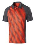 Alpha Broder 222531 Adult Polyester Torpedo Polo