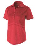 Alpha Broder 222736 Ladie's Dry-Excel™ Performance Polyester Knit Polo