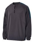 Alpha Broder 229027 Adult Polyester Bionic 1/4 Zip Pullover