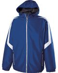 Alpha Broder 229059 Adult Polyester Full Zip Charger Jacket